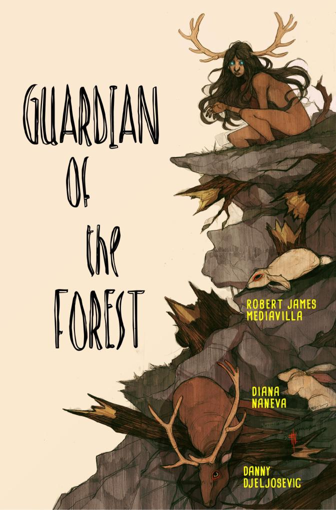 It's Finally Happening… Guardian of the Forest is available for purchase!